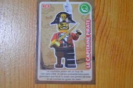CARTE LEGO AUCHAN N°138 - Autres Collections