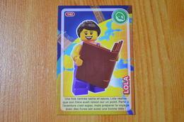 CARTE LEGO AUCHAN N°142 - Autres Collections