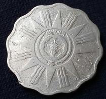 Iraq 1959 - 5 Fils ,Agouz - Irak