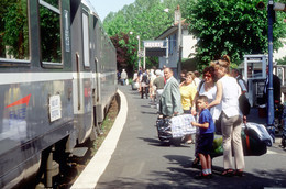 Carte Postale Moderne - Figeac (46) - SNCF - 3.145 - Figeac