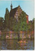 Bydgoszcz Canoe Canoeing Unused - Cartes Postales