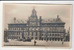 Anvers - Hotel De Ville - Antwerpen