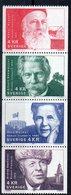 SUEDE  Timbres Neufs ** De 1991  ( Ref 6217 ) Prix Nobel De La Paix - Suède