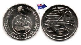Australie - 20 Cents 2016 (UNC - 2016) - Monnaie Décimale (1966-...)