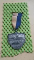 Medaille / Medal - Medaille - B.A.B Gorkum 1961 , Scheepvaart. - The Netherlands - Nederland
