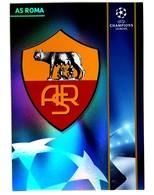 Roma Italy - Official Trading Card Champions League 2008-2009, Panini Italy - Singles