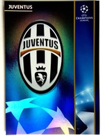 Juventus Italy - Official Trading Card Champions League 2008-2009, Panini Italy - Singles