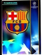 FC Barcelona Espana - Official Trading Card Champions League 2008-2009, Panini Italy - Singles (Simples)