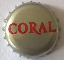 Capsule De Bière Beer Cerveja CORAL MADERE PORTUGAL - Bière