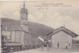 RADON  La Gare Du Tram - France