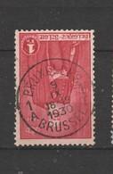 COB 303 Oblitération Centrale BRUXELLES 1T - Used Stamps