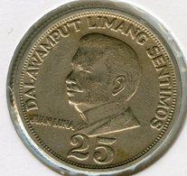 Philippines 25 Sentimos 1971 KM 199 - Philippines