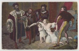 8678 Bryullov Death Of Inessa De Castro - Paintings