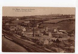 13 - DISON - Panorama Du Quartier St Jean Et Vers Mont-Dison - Dison