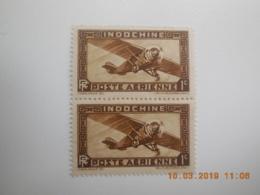 Sevios / Frankrijk / **, *, (*) Or Used - Indochina (1889-1945)