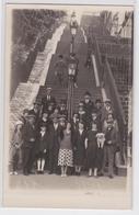 PARIS - Escaliers De Montmartre - Carte-photo - Arrondissement: 18