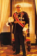 His Majesty Taufa'ahau Tupou IV  Of TONGA In The Palace In The Year Of His Majesty's Coronation, 1967 - Tonga