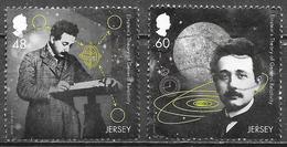 Jersey - Y&T N° 2114 / 2115 - Oblitérés - Lot 316 - Jersey