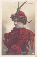 "THILDA /  Aux ""FOLIES-BERGERE"" Cliché WALERY  -  Card _ Cartolina Postale - Artisti"