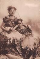 Missions Maristes D'Océanie - FIDJI - Types Océaniens : Jeunes Filles Fidjiennes - Fidji