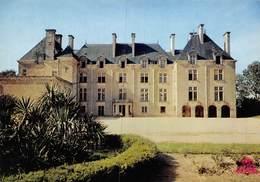 PIE-JmT-19-1548 : VALLEE DU SCORFF. CHATEAU DE PONT-CALLECK - Guemene Sur Scorff