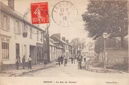 FROISSY - Rue De Breteuil - Café De La Gare - Froissy