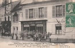 Crepy En Valois Hotel Des 3 Pigeons - Crepy En Valois