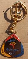 PORTE CLES JEUX OLYMPIQUES SYDNEY 2000 - AUSTRALIE - AUSTRALIA  - MCK1 - SCHLÜSSELANHÄNGER - KEYCHAINS - Jeux Olympiques