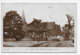 St. Johns Old Parish Church, Erith - Kingsway S 11551 - London Suburbs