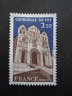 France N°2084 CATHEDRALE Du Puy Oblitéré - Eglises Et Cathédrales