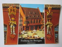 Freiburg Im Breisgau. Das Kaufhaus - Freiburg I. Br.