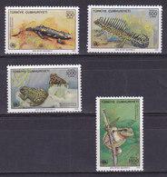 Turquie, N°2637/40,  Neuf**, 1990, Cote 5.5€ (W1903/T033) - 1921-... République