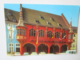 Freiburg Im Breisgau. Das Kaufhaus. Hansen 78 A 7003 - Freiburg I. Br.