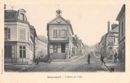 LIANCOURT - L'Hôtel De Ville - Liancourt