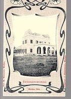 Netherlands Indies Residentswoning Medan, Bali ± 1900 (16-51) - Indonesië