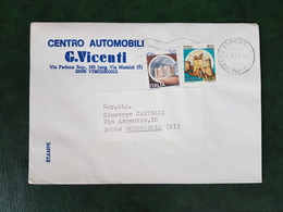 (26003) STORIA POSTALE ITALIA 1980 - 1946-.. République