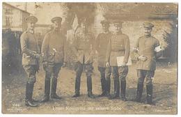 Le Kronprinz Sur Le Front    - WWI - Personnages