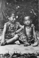 Missions Maristes D'Océanie - Grande Soeur Et Petit Frère Samoans - Iles SAMOA - Samoa