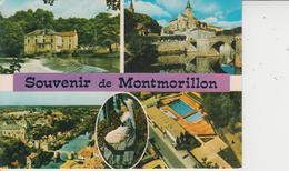 86 MONTMORILLON  -  MULTIVUES  - - Montmorillon