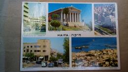 Israel, Palestine -  Haifa - Multivues Multi Views - 1973 - Israele