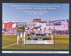 Armenia. 2018  Sport. Intercontinental Football Cup Winners. Club Nacional. - Clubs Mythiques