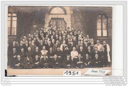 6872  AK/PC/CARTE PHOTO GROUPE PARIS 26/03/1920 A IDENTIFIER - Cartoline