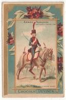Chocolat Devinck - Armée Française - Artillerie à Cheval - 1795 - Sonstige