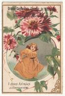 Grande Cordonnerie Centrale De Montrouge - Fleurs Animées - La Chrysanthème - Sonstige