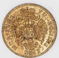 Pièce Origine Inconnue - 1752 - Monnaies & Billets