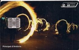 TARJETA ANDORRA - Unclassified