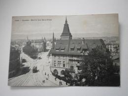 Suisse, Genève, Mairie Des Eaux Vives  (4497) - GE Ginevra