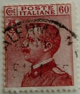 Italie Italy Italia 1917 Victor Emmanuel III Yvert 108 O Used Usato - Usados
