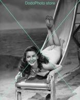 Ava Gardner - 0146 - Glossy Photo 8 X 10 Inches - Personalidades Famosas