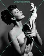Ava Gardner - 0044 - Glossy Photo 8 X 10 Inches - Personalidades Famosas